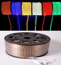 2012 New item!!! warm white 5050smd led strip 220V