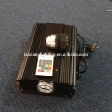 3W/5W/16W/32W/45W/75W/ 7 kinds of color led fiber optic illuminator with 20 keys remote control