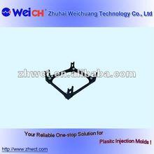plastic retention clip injection mould,plastic molded clip