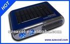 12V Auto Car Fresh Air Ionic Purifier Oxygen Ozone Ionizer Cleaner Blue 688