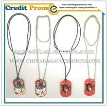 2012 Promotion custom metal dog tag