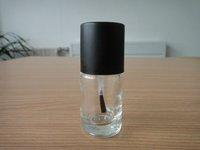 large stocked 12ml nail polish glass bottle