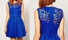 2015 Women Summer Sexy Mini Party Dress