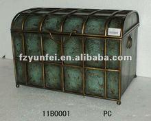 Hot Sale Antique Metal Trunk