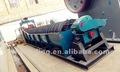 machine à laver de roue à l'utilisation minière