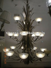 2012 antique glass pendant lamp
