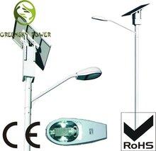 LED Solar lighting system for road