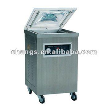 DZ(Q)600 semi automatic beef steak vacuum sealing machine