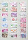 nylon/polyester colorful Satin Ribbon