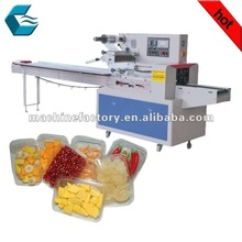 2012 New High-speed Automatic apple packing machine with tray