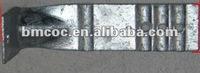 metal wall brick tie as per your design