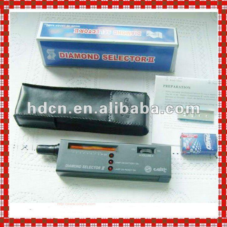 Diamond Selector The thermal-detector
