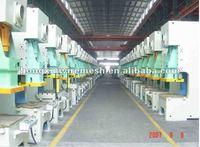 perforated metal sheet machine