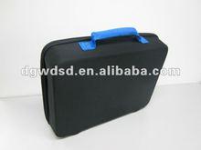 Large Black EVA case with handle