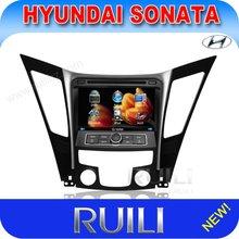 Hyundai Sonata8 8 inch double din car multimedia dvd player withBluetooth/ipod/radio/SD/USB/MP4/MP3