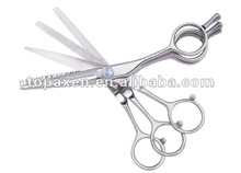 "SALON BARBER 6"" HAIR CUTTING SHEARS SCISSORS NEW GOOD (RUGULAR + THINNING)"