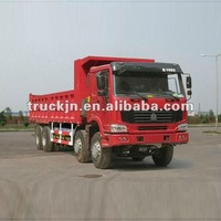hyundai dump truck/sinotruk howo dump truck 8x4
