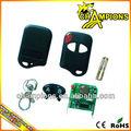 Lindo 433 mhz coche mando a distancia, universal de control de, mando a distancia para la puerta