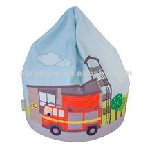 Role Cars Play Boys Bean Bag , printed beanbags