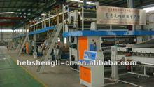 3/5/7layer corrugated cardboard production line carton machinery