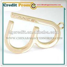 Logo Customized brass metal bell brass logo