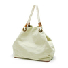 high level quality cotton canvas satchel shoulder bag