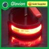 Red nylon super bright LED armband waterproof sport armband safety led lighted armband