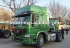 used scania truck tractor /SINOTRUCK HOWO A7 tractor truck