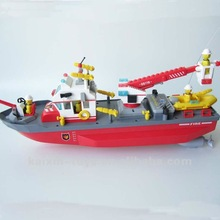 10112173 2012 MOST SALE 5CH RC Boat With Light And Music