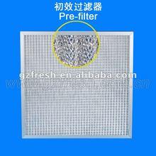 G2 Metal mesh prefilter,air intake pre filterwashable metal air filter,