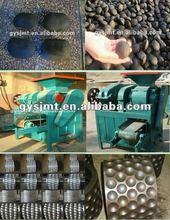 Coal briquette making machinery