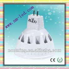Cool- brightness MR16 5W high quality led lighting solutions