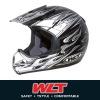 Dirtbike Helmet WLT-121 Silver/3#