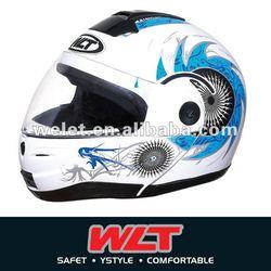 Flip-up Helmet WLT-108 White/1#