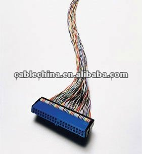 Car iso wire harness
