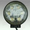 2012 Latest 6*3w auto led off road headlight , led truck headlight,suit for truck,off road vehicle,mortorcycle