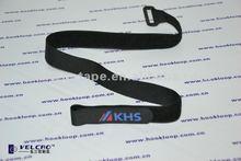 Velcro strap with customized logo