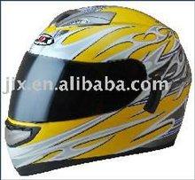 2012 DOT/ECE double visor ABS full face helmet JX-A5005