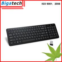 2.4G Mini USB Wireless Ultra Slim Keyboard for tablet pc