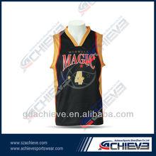 custom free style basketball teamwear