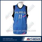 2014 New style basketball jersey