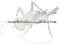 PVC Inflatable Plastic Grasshopper Toy
