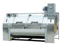 Automatic stainless steel washing and dyeing machine