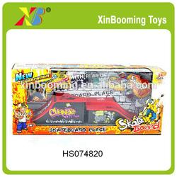 Metal Finger Skateboard Toy Set,Intellective Toys,Desktop Games
