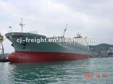 International Sea freight service from Shanghai/Shenzhen/Guangzhou to Canada