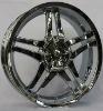 High quality car alloy wheels 5x100