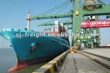 International Sea freight service from Xuzhou/Shenzhen/Guangzhou to Mexico