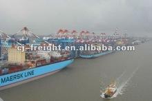 International Sea freight service from Fuzhou/Shenzhen/Guangzhou to Mexico