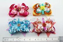 Wholesale ribbon hair accessories