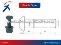 Heavy Truck Scania Wheel Bolt Stud Nut